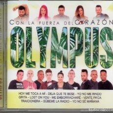 CDs de Música: OLIMPUS CON LA FUERZA DEL CORAZON ( CD PRECINTADO NUEVO ) ....ORQUESTA DE GALICIA. Lote 255920620