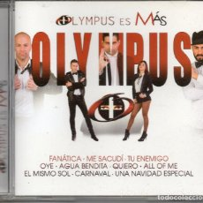 CDs de Música: OLIMPUS ES MAS ( CDS PRECINTADO NUEVO ) ....ORQUESTA DE GALICIA. Lote 255920765
