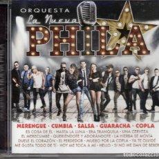 CDs de Música: ORQUESTA LA NUEVA PHILA ( CDS PRECINTADO NUEVO ) ....ORQUESTA DE GALICIA. Lote 255918930