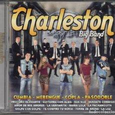 CDs de Música: CHARLESTON BIG BANG ( CDS PRECINTADO NUEVO ) ....ORQUESTA DE GALICIA. Lote 255919080