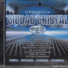 CDs de Música: ORQUESTA CIUDAD DE CRISTAL ( CDS PRECINTADO NUEVO ) ....ORQUESTA DE GALICIA. Lote 255919350