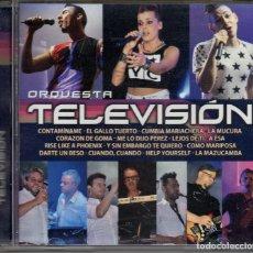 CDs de Música: ORQUESTA TELEVISION ( CDS PRECINTADO NUEVO ) ....ORQUESTA DE GALICIA. Lote 255921035