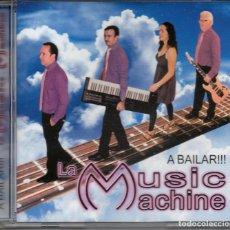 CDs de Música: LA MUSIC MACHINE A BAILAR ( CDS PRECINTADO NUEVO ) ....ORQUESTA DE GALICIA. Lote 255921150