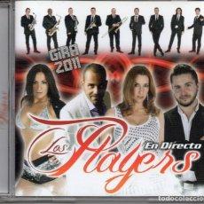 CDs de Música: LOS PLAYERS EN DIRECTO ( CDS PRECINTADO NUEVO ) ....ORQUESTA DE GALICIA. Lote 255921235