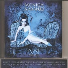 CDs de Música: MONICA NARANJO - TARANTULA (CD, ARIOLA 2008). Lote 279509538