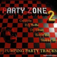 CDs de Música: PARTY ZONE 2. CD. Lote 279514978