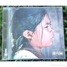 CDs de Música: PUEBLO JIVI - CAÑO CEJE IMAGEN Y MÚSICA TRADICIONAL DE LOS PUEBLOS ORIGINARIOS DE NUESTRA AMÉRICA.. Lote 279515013
