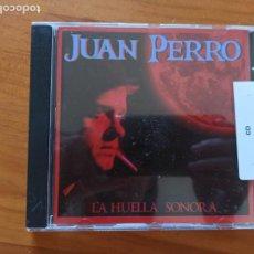 CDs de Música: CD JUAN PERRO - LA HUELLA SONORA (U5). Lote 279519473