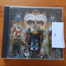 CDs de Música: CD MICHAEL JACKSON - DANGEROUS (U5). Lote 279519758