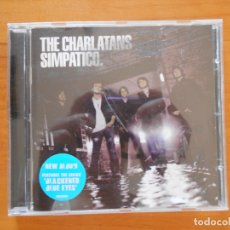 CDs de Música: CD THE CHARLATANS - SIMPATICO - LEER DESCRIPCION (U5). Lote 279520558