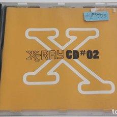 CDs de Música: CD X-RAY - CD #2. Lote 279525368