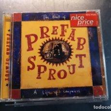 CDs de Música: PREFAB SPROUT A LIFE OF SURPRISES CD. Lote 279527488