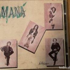 CDs de Música: CD MANA FALTA AMOR. Lote 279528523