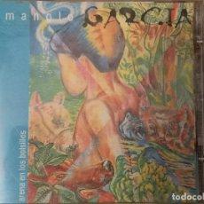 CDs de Música: CD MANOLO GARCIA ARENA EN LOS BOLSILLOS. Lote 279528553