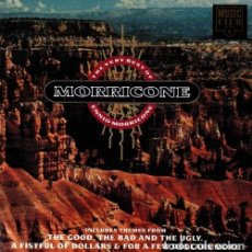 CDs de Música: C416 - ENNIO MORRICONE. THE BEST OF. RECOPILATORIO. EL BUENO Y EL FEO Y EL MALO.... CD.. Lote 279550063