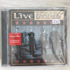 CDs de Música: LIVE - V (2001) - CD RADIOACTIVE NUEVO. Lote 279586238