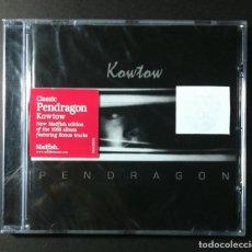 CDs de Música: PENDRAGON - KOWTOW - CD 2012 - MADFISH (NUEVO / PRCINTADO). Lote 279586858