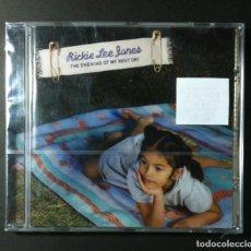 CDs de Música: RICKIE LEE JONES - THE EVENING OF MY BEST DAY - CD 2003 - V2 (NUEVO / PRECINTADO). Lote 279587513