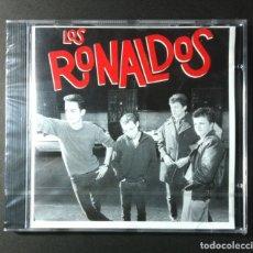 CDs de Música: LOS RONALDOS - LOS RONALDOS - CD - EMI (NUEVO / PRECINTADO). Lote 279588218