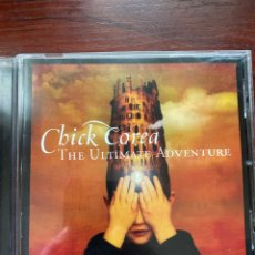 CDs de Música: CHICK COREA-THE ULTIMATE ADVENTURE-2006-EXCELENTE ESTADO. Lote 279589223