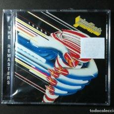 CDs de Música: JUDAS PRIEST - TURBO - CD REMASTERED 2002 - COLUMBIA (NUEVO / PRECINTADO). Lote 279589228
