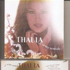 CDs de Música: THALIA - EL SEXTO SENTIDO (CD, EMI MUSIC 2005). Lote 279589583