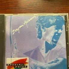CDs de Música: BRYAN ADAMS-BRYAN ADAMS-1980-EXCELENTE ESTADO. Lote 279593693