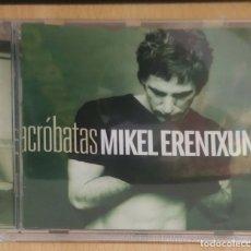 CDs de Música: MIKEL ERENTXUN (ACROBATAS) CD 1998 - DUNCAN DHU. Lote 279684423
