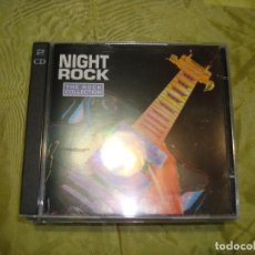 CDs de Música: NIGHT ROCK. THE ROCK COLLECTION. 2 CD´S. IMPECABLE(#). Lote 279833738