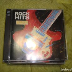 CDs de Música: ROCK HITS. THE ROCK COLLECTION. 2 CD´S. IMPECABLE(#). Lote 279839763