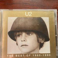 CDs de Música: U2-THE BEST OF 1980 1990-1998-EXCELENTE ESTADO. Lote 279864978
