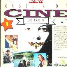 CDs de Música: EL PADRINO GHOST MALCOLM X ALBUM MUSICA DE CINE ANOS 90 CD. Lote 279692038