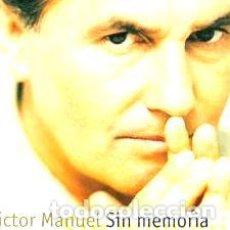 CDs de Música: VICTOR MANUEL CD SIN MEMORIA U S A. Lote 279758303