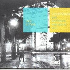 CDs de Música: LIONEL HAMPTON AND HIS FRENCH NEW SOUND VOL. 1. Lote 279984633
