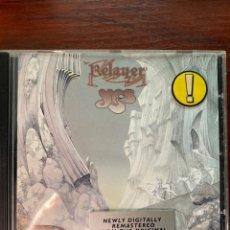 CDs de Música: YES-RELAYER-EXCELENTE ESTADO. Lote 280104293
