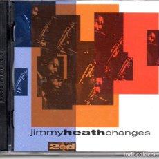 CDs de Música: JIMMY HEATH– CHANGES 2 X CD, (CD NUEVO PRECINTADO ). Lote 280108138