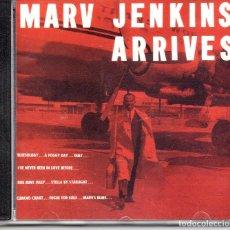 CDs de Música: MARV JENKINS ARRIVES LIMITED EDITION NUEVO Y PRECINTADO. Lote 280109078