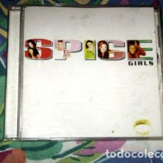 CDs de Música: CD SPICE GIRLS 1997 PRIMER ALBUM. Lote 279748918