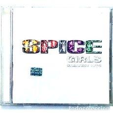 CDs de Música: SPICE GIRLS GREATEST HITS CD NUEVO SELLADO. Lote 279779328