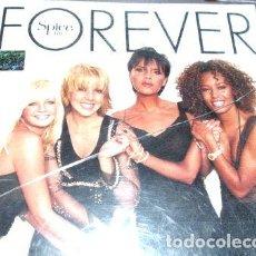 CDs de Música: CD SPICE GIRLS FOREVER 2000 ARGENTINA MUSICA. Lote 279789728