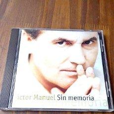 CDs de Música: CD VICTOR MANUEL SIN MEMORIA. Lote 279810798