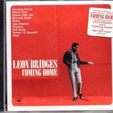 CDs de Música: LEON BRIDGES – COMING HOME. Lote 280112568