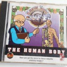 CDs de Música: CD THE HUMAN BODY. Lote 280113998
