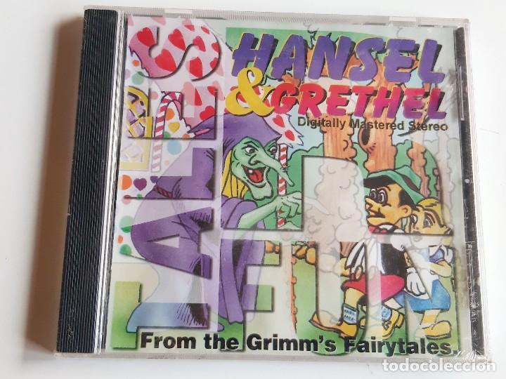 CD HANSEL & GRETHEL (Música - CD's Otros Estilos)