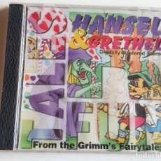 CDs de Música: CD HANSEL & GRETHEL. Lote 280114143