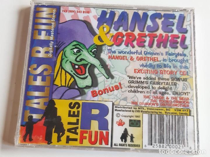 CDs de Música: CD HANSEL & GRETHEL - Foto 2 - 280114143