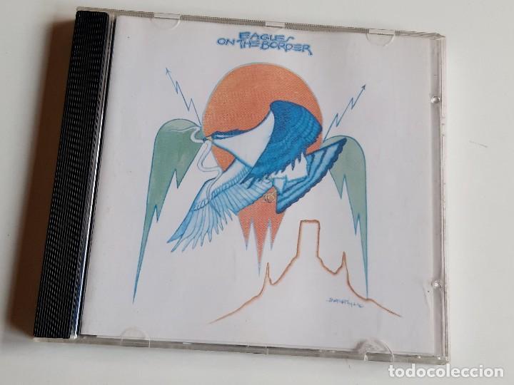 CD EAGLES ON THE BORDER (Música - CD's Otros Estilos)
