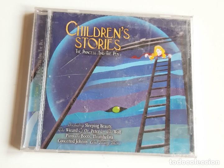 CD CHILDREN'S STORIES (Música - CD's Otros Estilos)