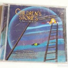 CDs de Música: CD CHILDREN'S STORIES. Lote 280114388
