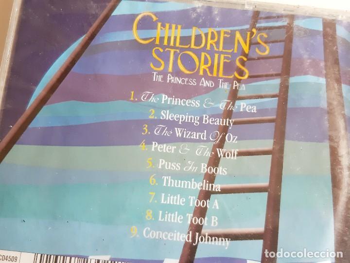 CDs de Música: CD CHILDRENS STORIES - Foto 2 - 280114388